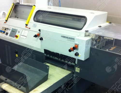 Heidelberg – Perfect Binder EB500